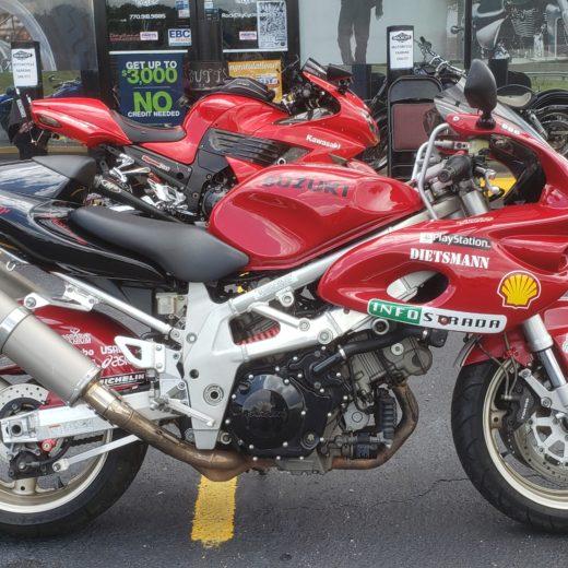 1999 Suzuki TL1000SX