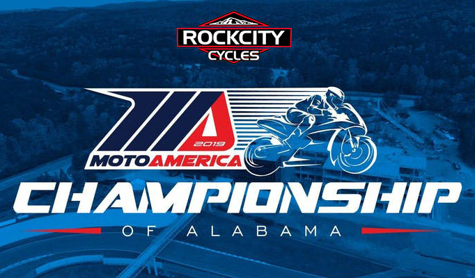 ROCK CITY CYCLES Ride to Barber Motorsports Museum / 2019 MotoAmerica Championship – Sun., Sept. 22, 2019