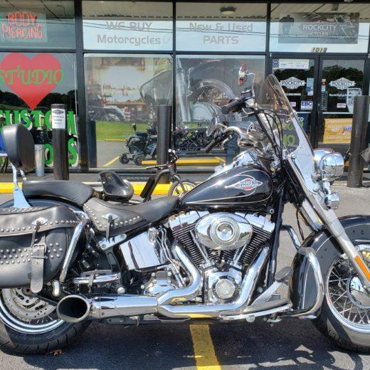 2010 Harley-Davidson FLSTC Heritage Softail Classic