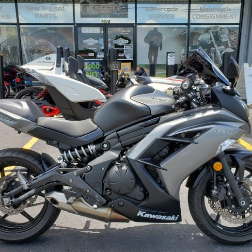 2014 Kawasaki Ninja EX650
