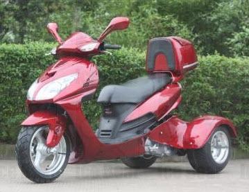 Eagle (PST150-7) 149cc Scooter Trike