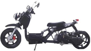 Maddog 150cc Scooter