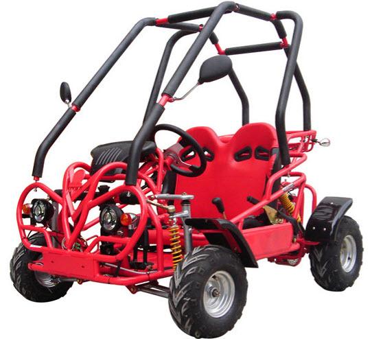 Mini Raptor 110cc Go Cart