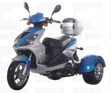 Mojo (PST50-8) 49cc Scooter