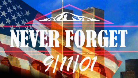 ROCK CITY CYCLES Remember's 9/11