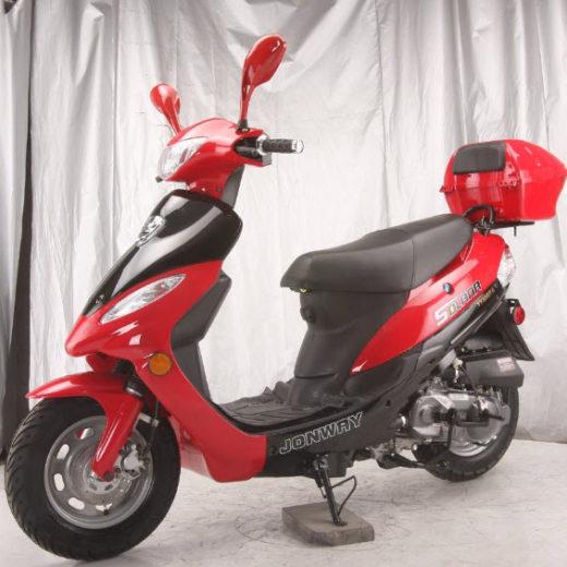 Solana 49cc Scooter