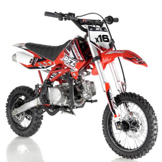 Apollo DB-X16 125cc Automatic Dirt Bike