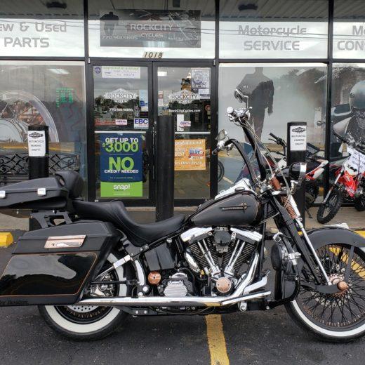 1998 Harley-Davidson FXSTS Springer