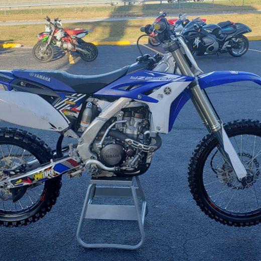 2013 Yamaha YZ250 Team Yamaha