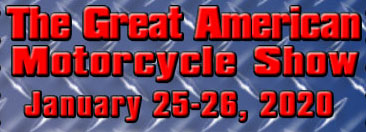 ROCK CITY CYCLES @ The Great American Motorcycle Show – Sat., Jan. 25 & Sun., Jan. 26, 2020