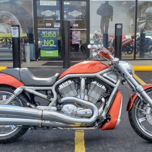 2004 Harley-Davidson VRSCA V-Rod
