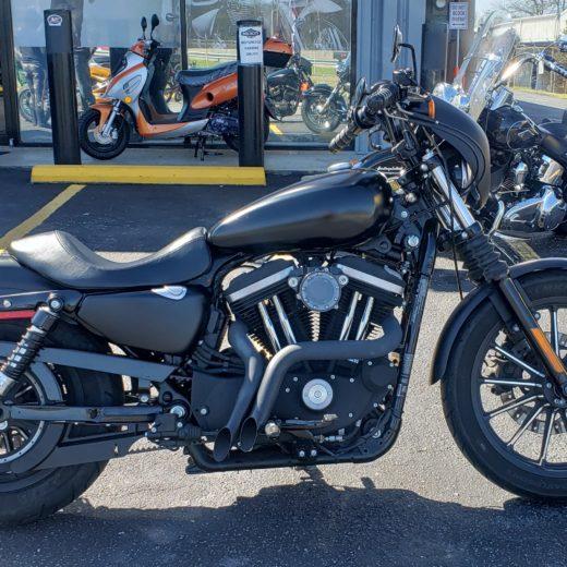 2015 Harley-Davidson XL883N Iron