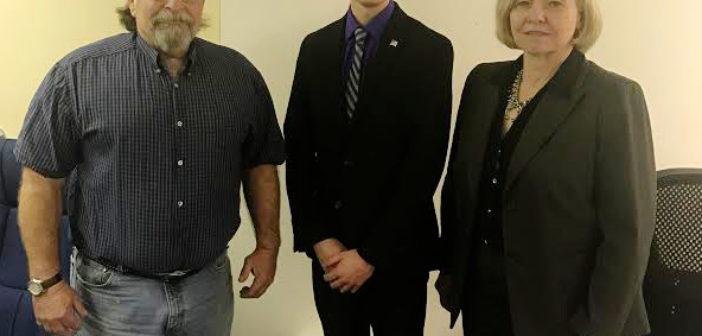 Travis Altenhofen to resign from Pottawatomie County Commission