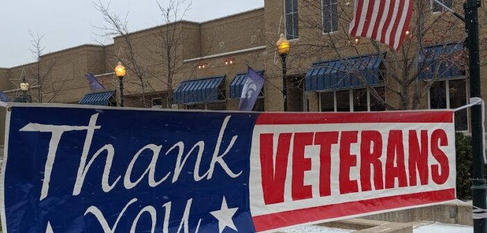 Veterans Day celebrated in Manhattan