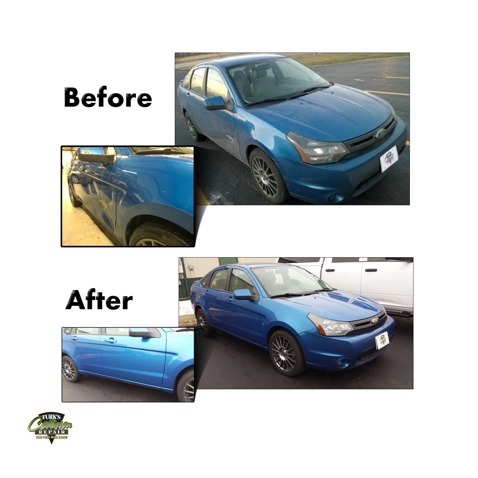 Ford Focus Repair