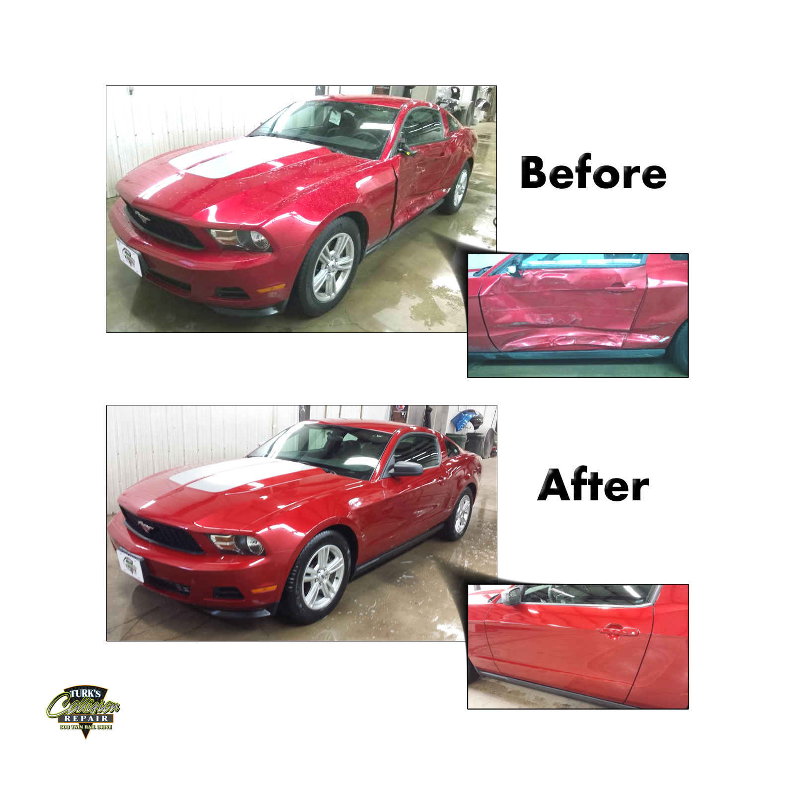 Ford Mustang Repair Minooka
