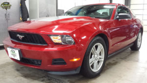 Turks Collision Repair Mustang