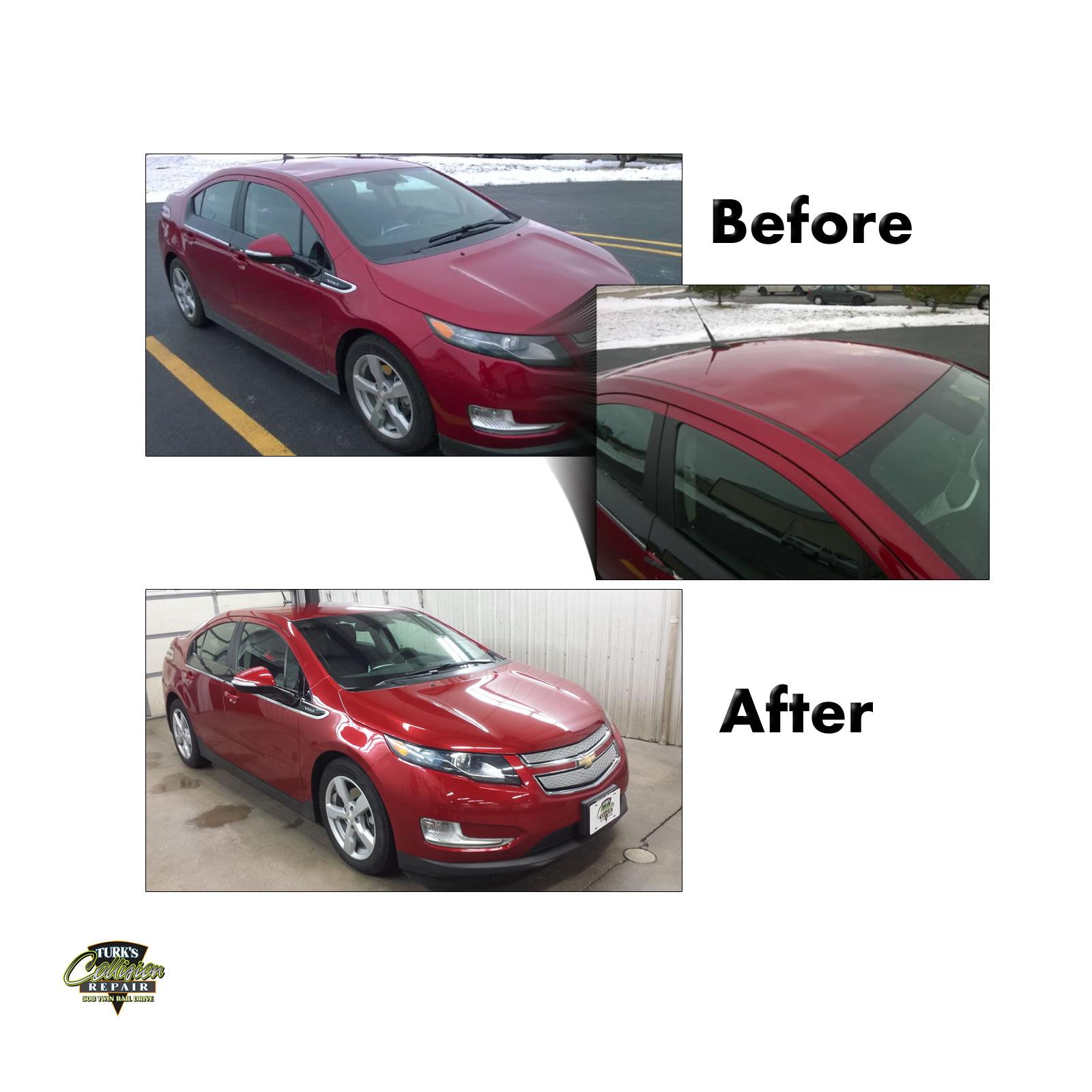 Chevy Volt Repair