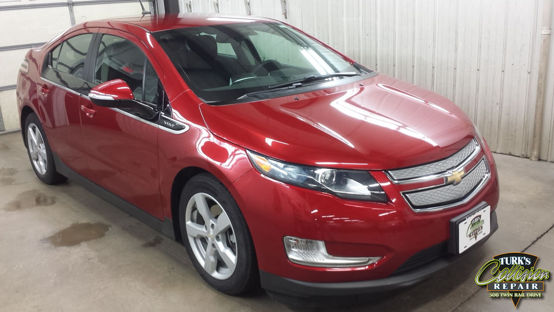 Chevy Volt Collision Repair