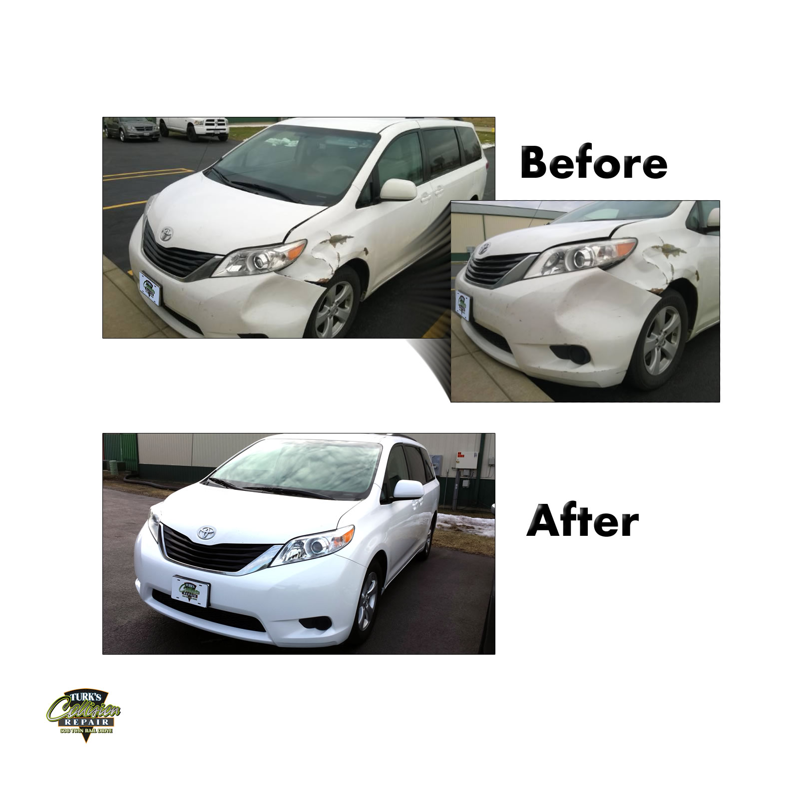 Toyota Sienna Repair