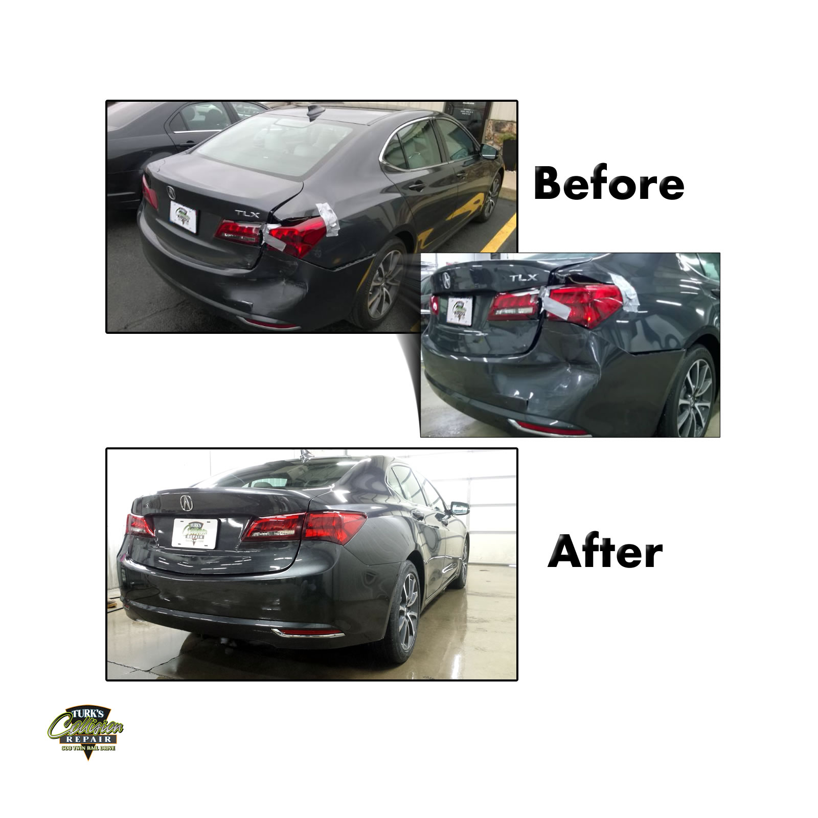 Acura TLX Collision Repair