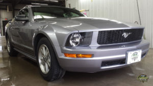 Ford Mustang Collision Repair
