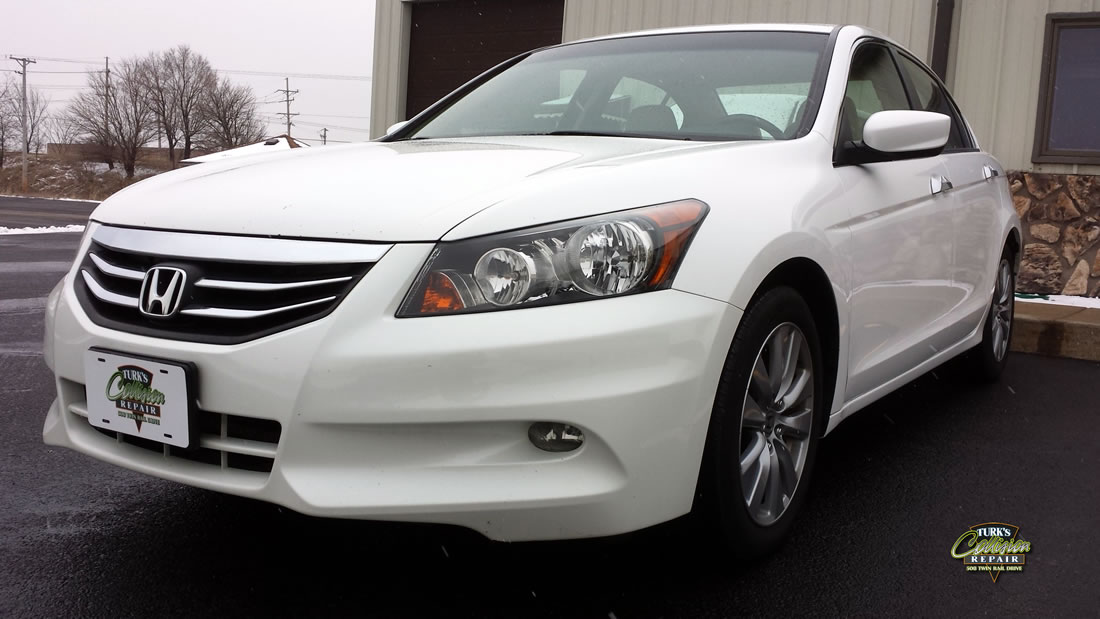 Honda Accord Collision Repair