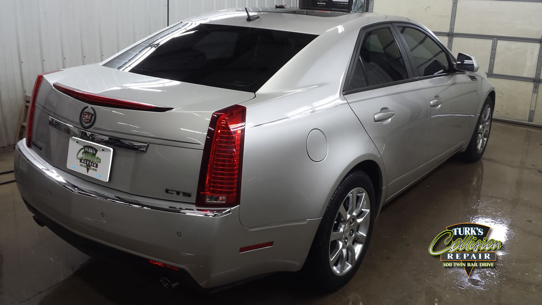 Cadillac Auto Body Repair