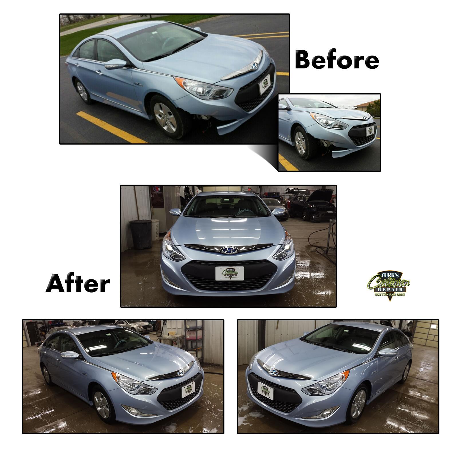 Hyundai Auto Body Repair