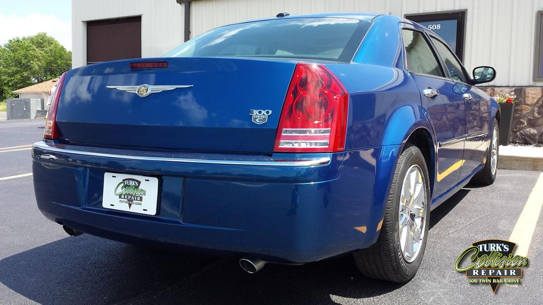 Chrysler 300 Collision Repair