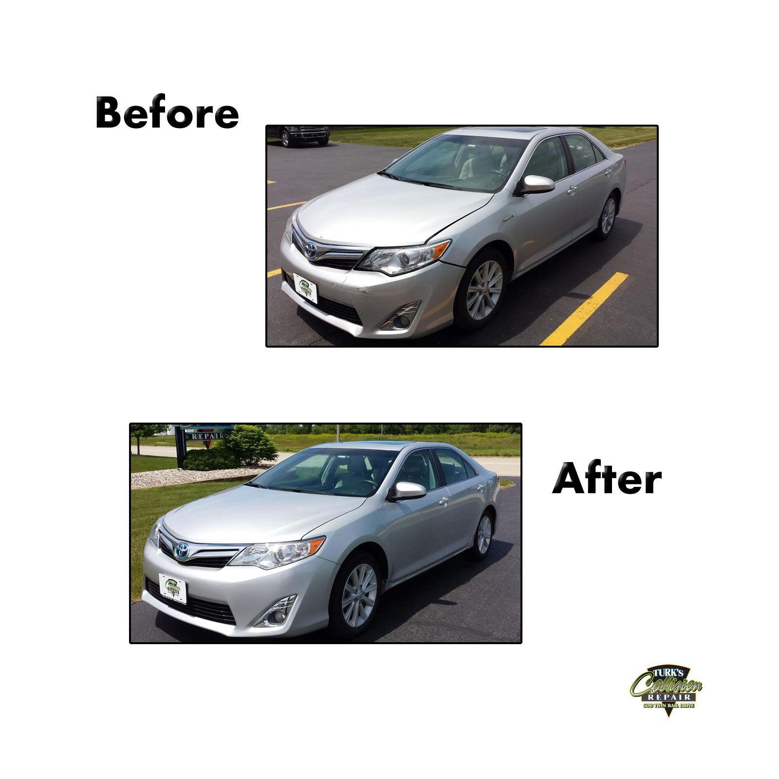Toyota Camry Collision Repair