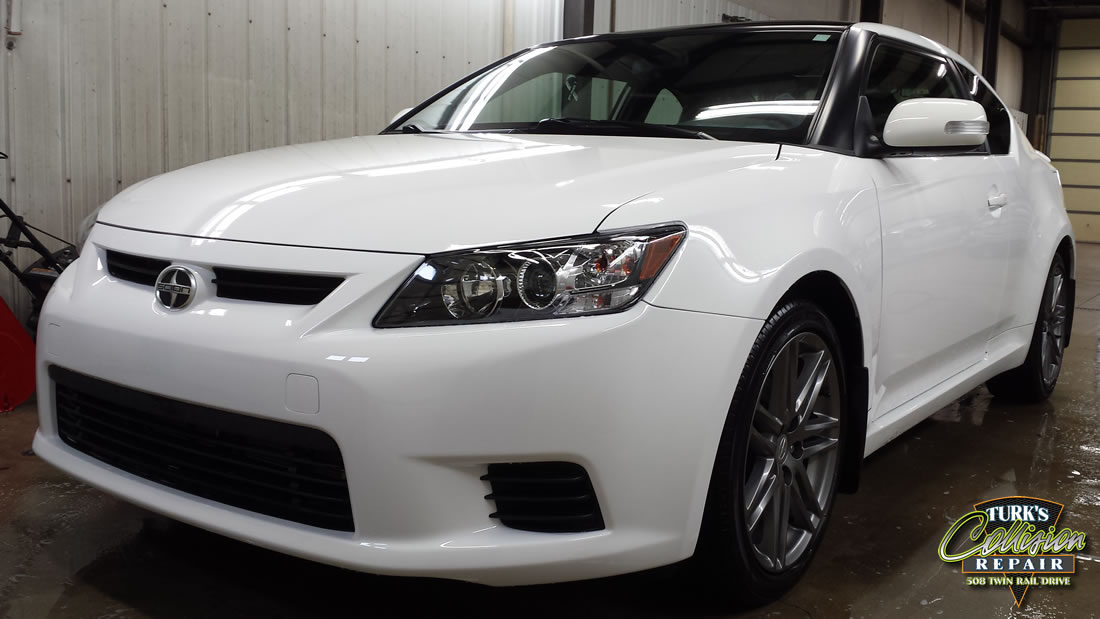 Scion tC Collision Repair Minooka IL 60447