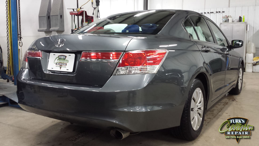 Honda Accord Auto Body Repair
