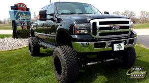 Turk's Lifted 4x4 Pickup Truck