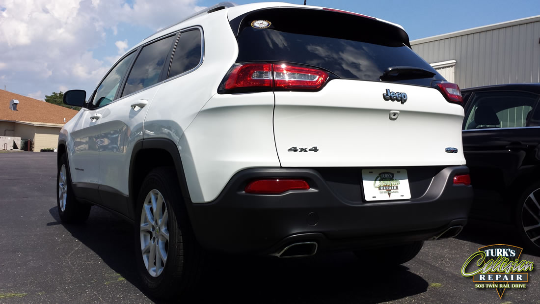 Jeep Cherokee Collision Repair