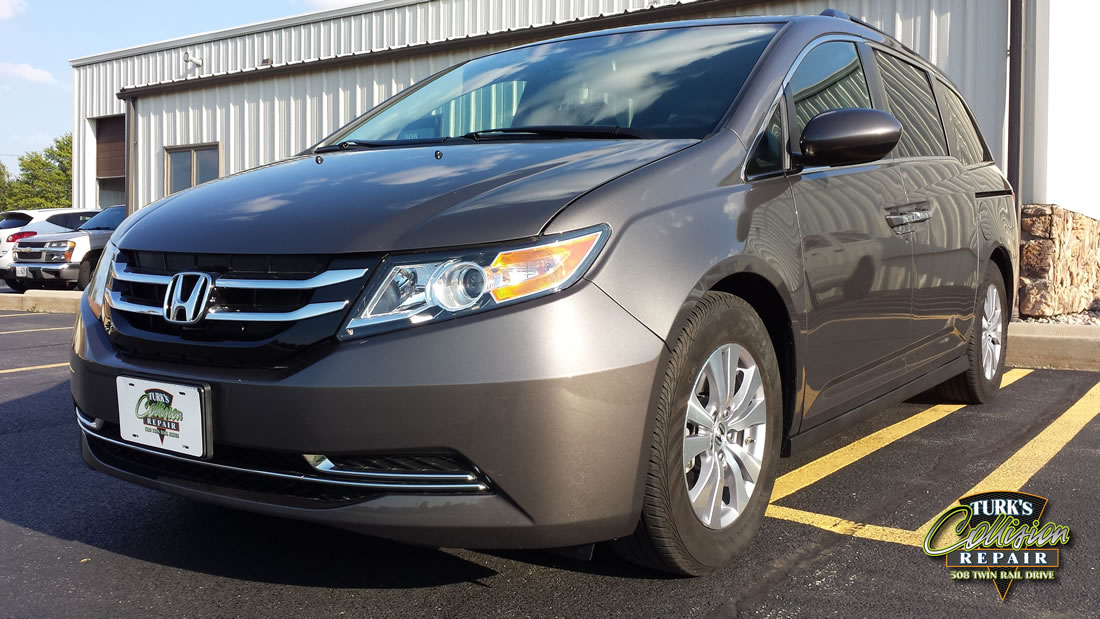 Honda Odyssey Collision Repair