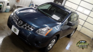 Nissan Rogue Collision Repair Minooka IL 60447