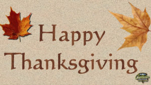 Happy Thanksgiving from Turks Collision Minooka
