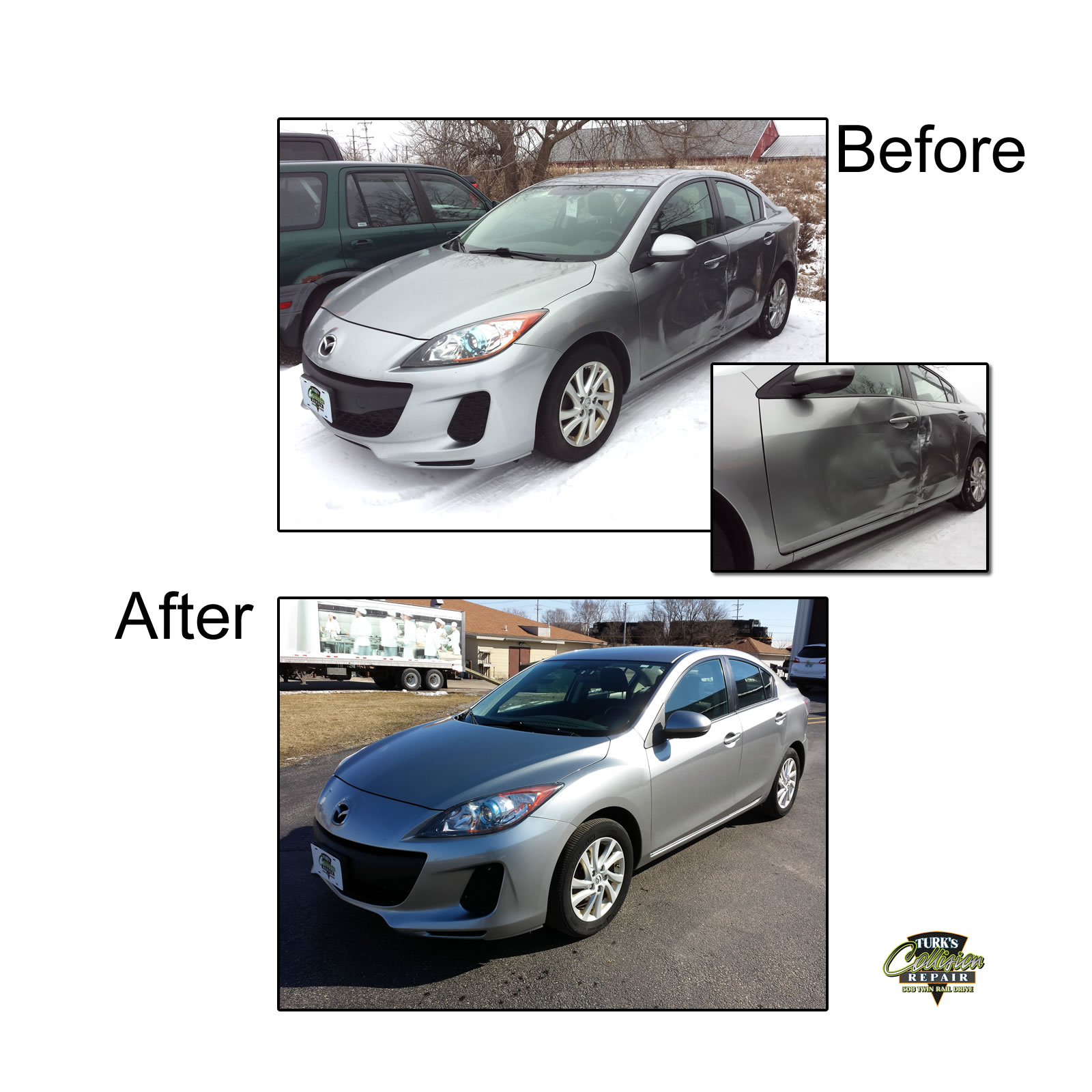 Mazda Collision Repair