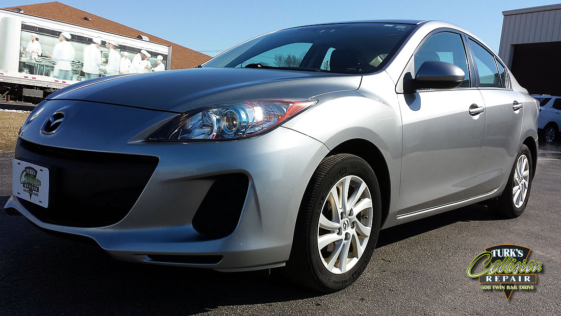 Mazda Collision Repair