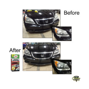 Headlamp Restoration Minooka