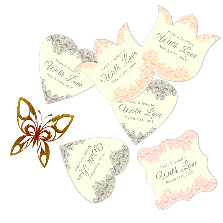 Shop Gift Tags and Stickers