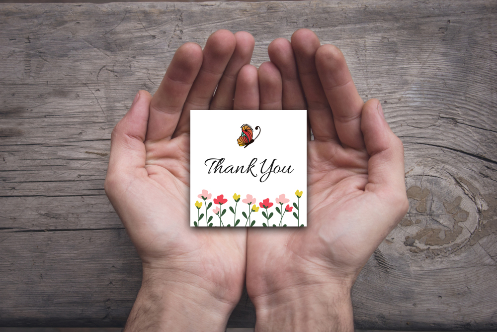 """How Saying """"Thank You"""" Can Make You A Wealthier Person"""