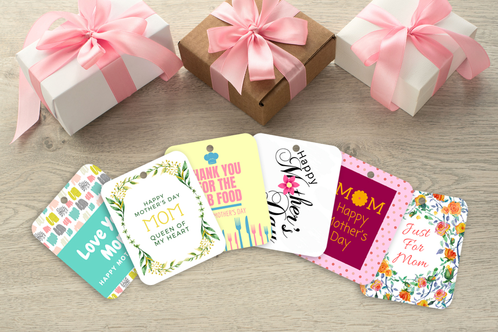 Mother's Day Free Printable Gift Tags