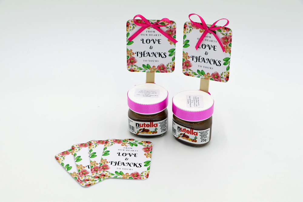 Decorate Gifts with Gift Tags