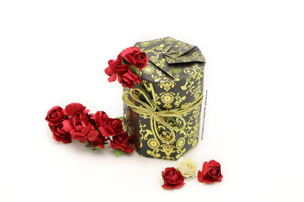 Hack-Wrap Circular Gifts