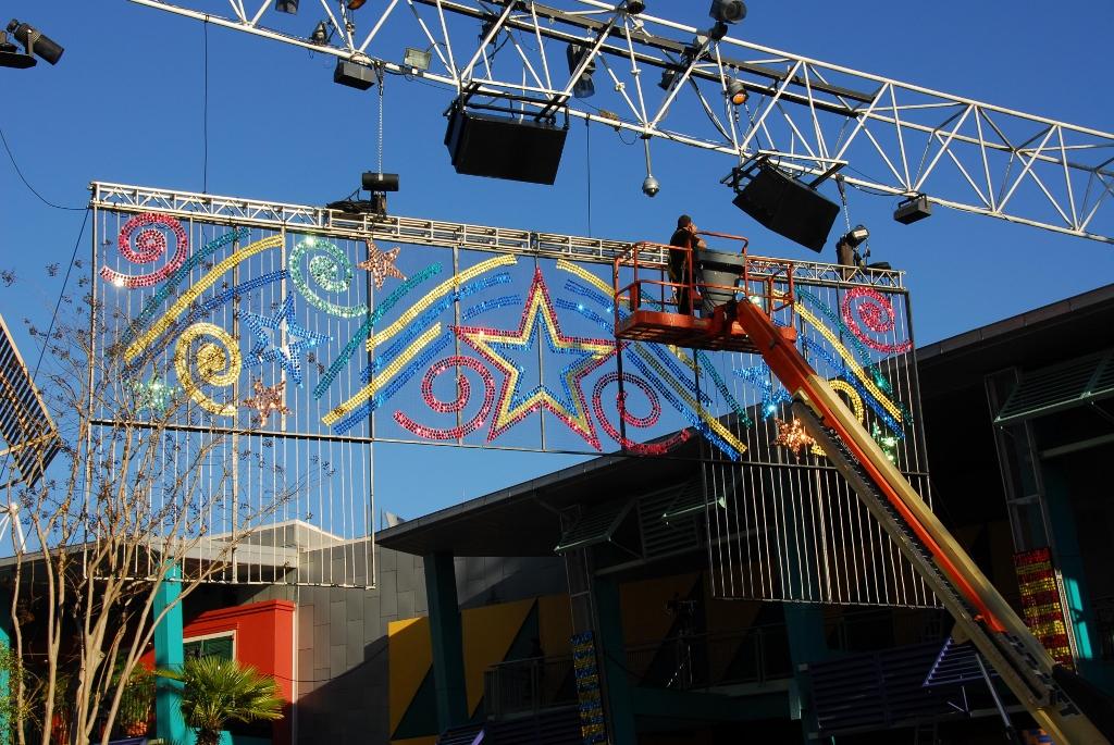 Universal Studios Orlando Citywlk 2008 Spike TV Party (2).jpg
