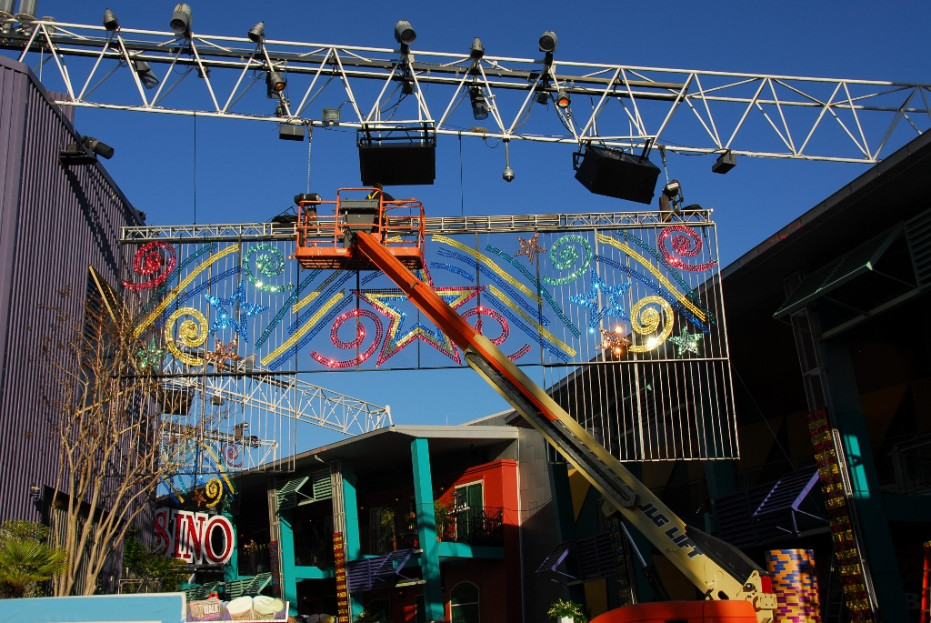 Universal Studios Orlando Citywlk 2008 Spike TV Party (4).jpg