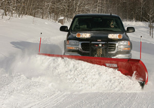 Central New York Snow Plowing
