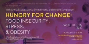 変化の渇望:食糧不安、ストレス、肥満